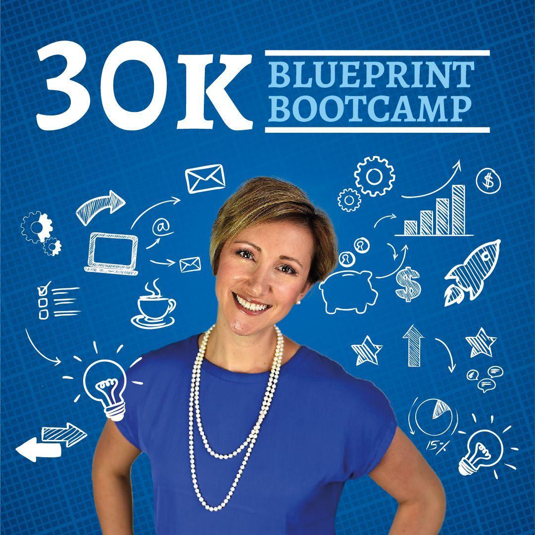 Jane Sagalovich 30K Blueprint